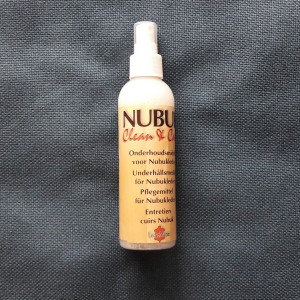 Suède - Nubuck Clean & Care 210ml